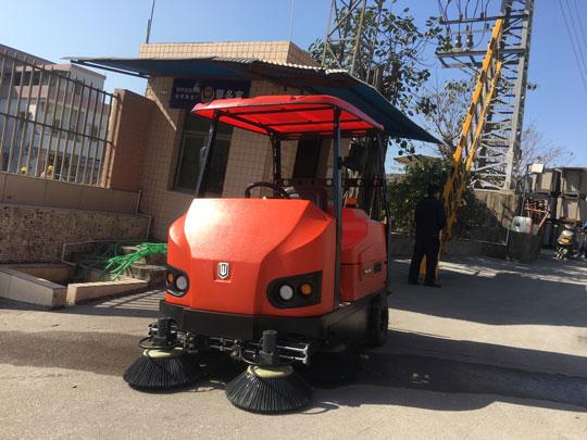 电动扫地机对工业的影响