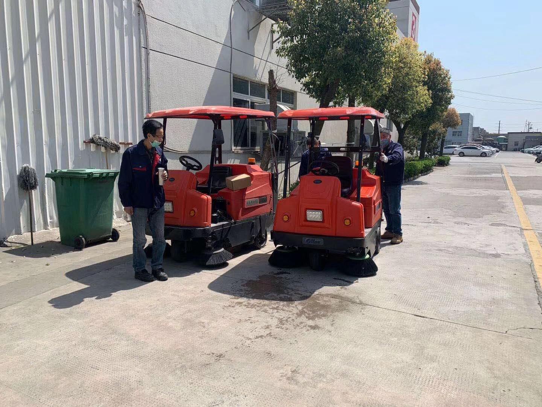 东莞学校扫地机,效率清扫不扬尘