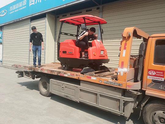 深圳电动扫地机对工业有什么影响嘛